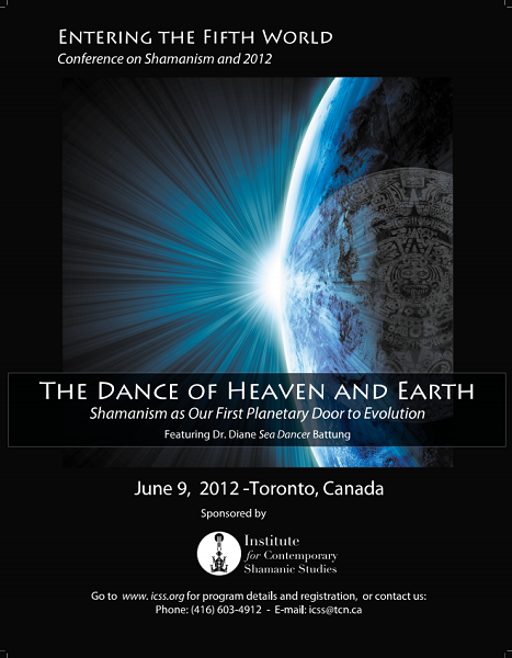 Shamanism conference in Toronto, Ontario, Canada