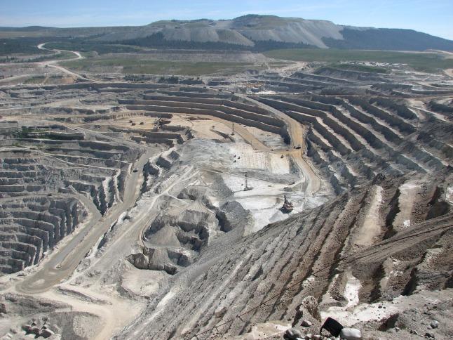 min-copper mining