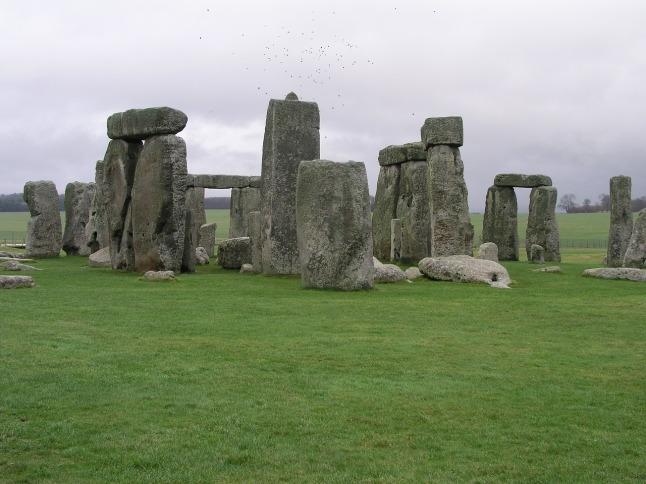 Min stonehenge